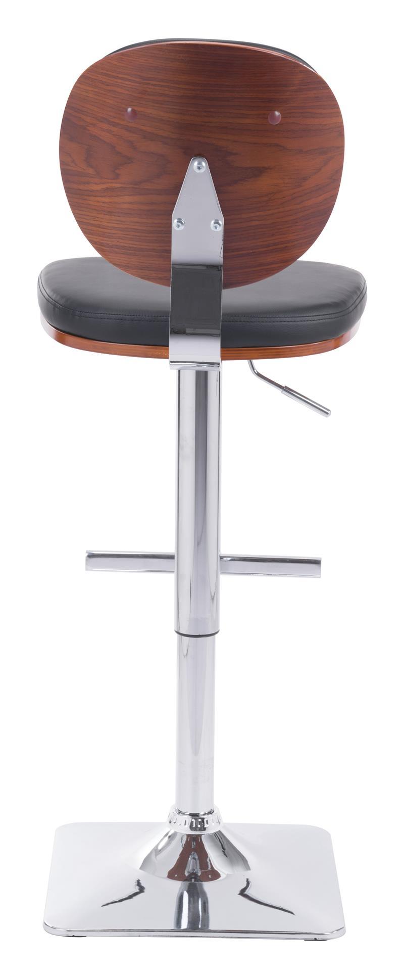 Zuo Lion Bar Chair Modern Selections Lion Bar Stool