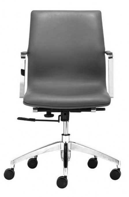 Herald Office Chair Zuo Herald Low Back Office Chair