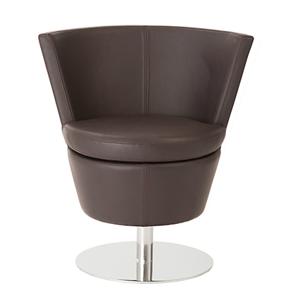 Squire lounge swivel chair