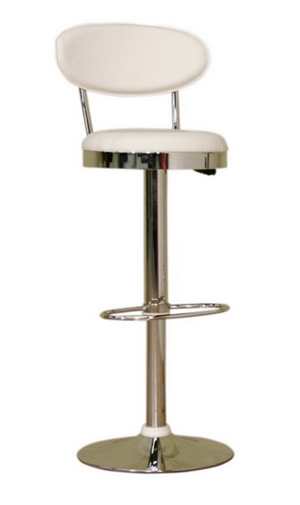 Baxton Studio Achilla Adjustable Barstool Best Price  : AchillaStoolWhite from modernselections.com size 585 x 984 jpeg 98kB