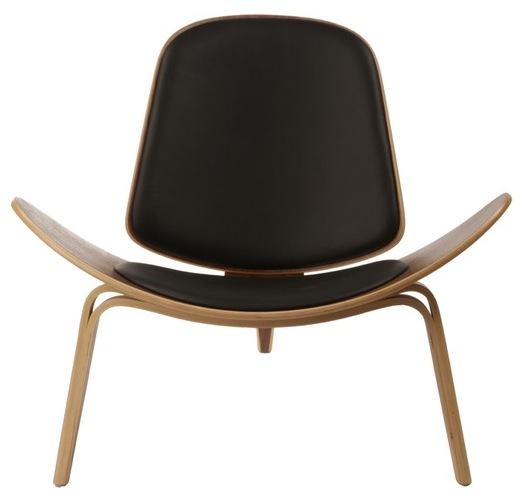 Artemis Lounge Chair Leather Nuevo Living Home And