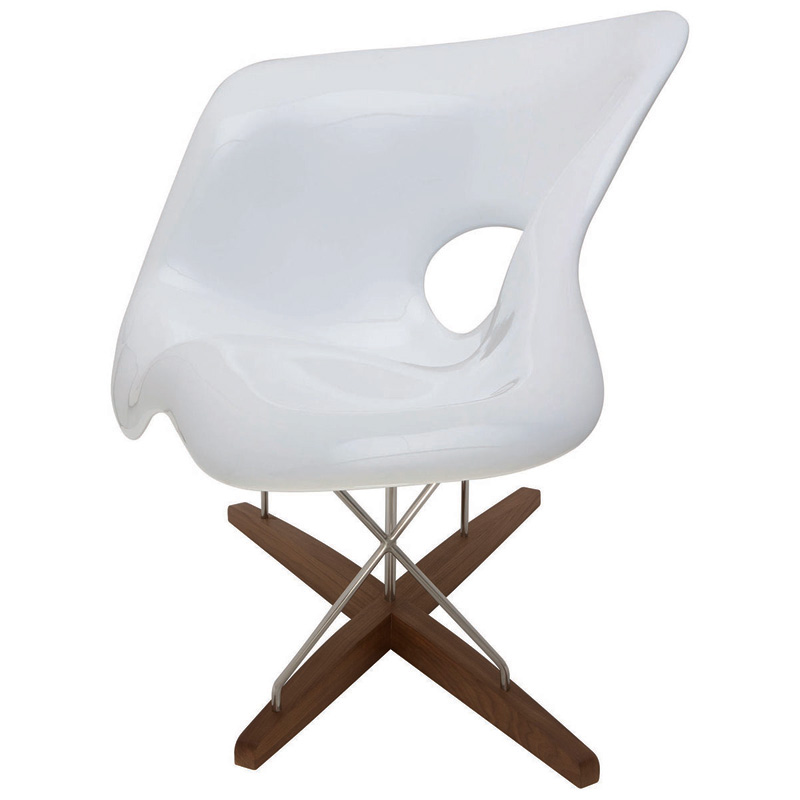 Nuevo Baha Lounger Eames La Chaise Home And Office