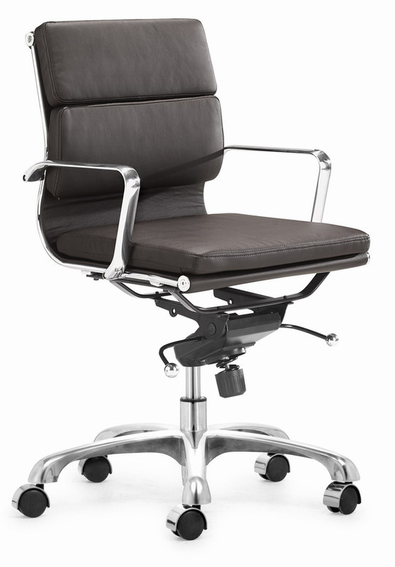 Zuo Director Soft Padded Office Chair Home And Office