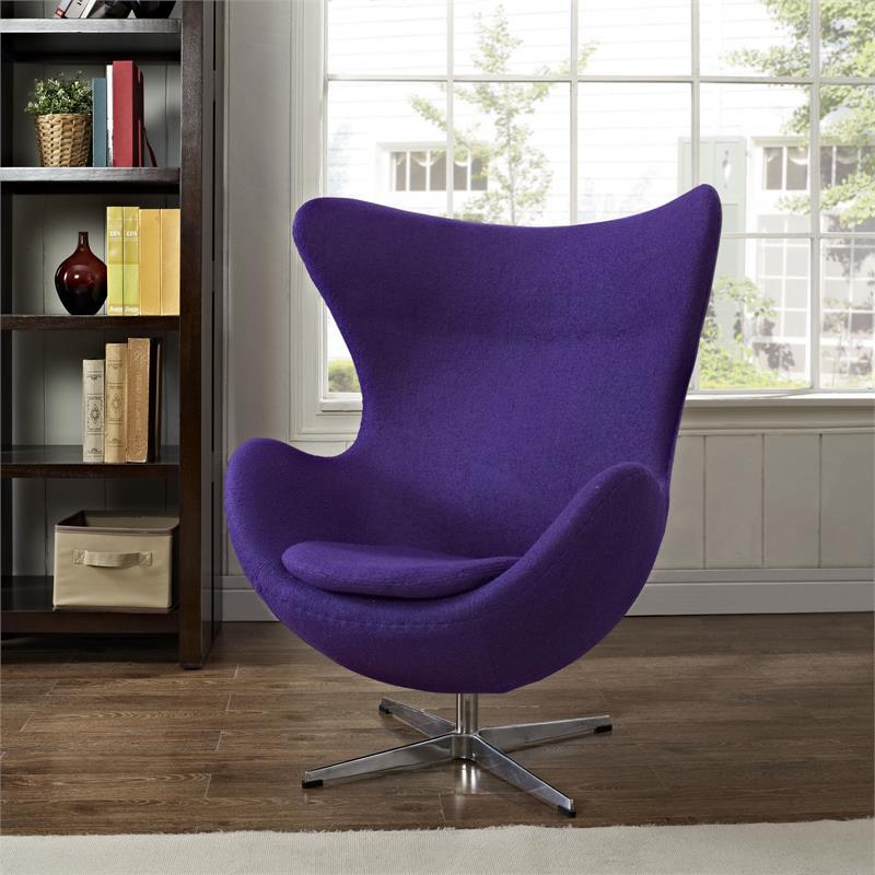 Arne Jacobsen Style Egg Chair
