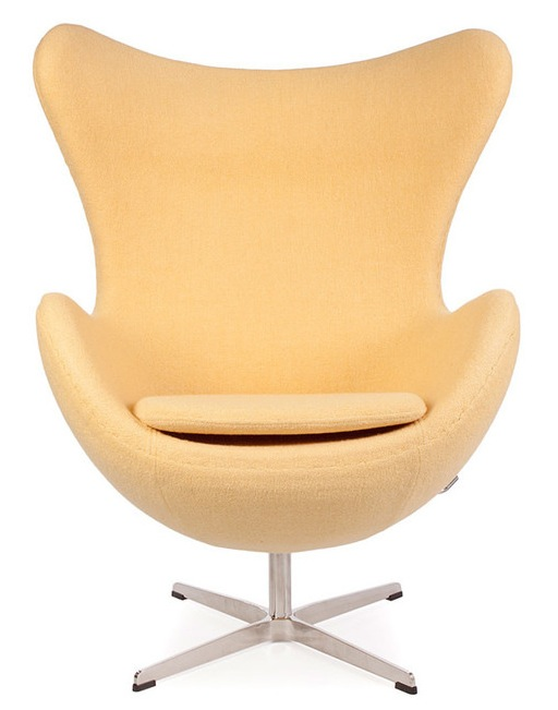 Arne Jacobsen Style Egg Chair Many Colors Home And