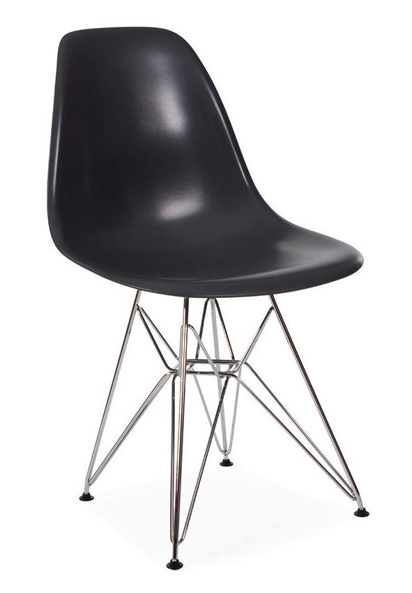 Eiffel Wire Base Side Chair Eiffel Chairs Dining