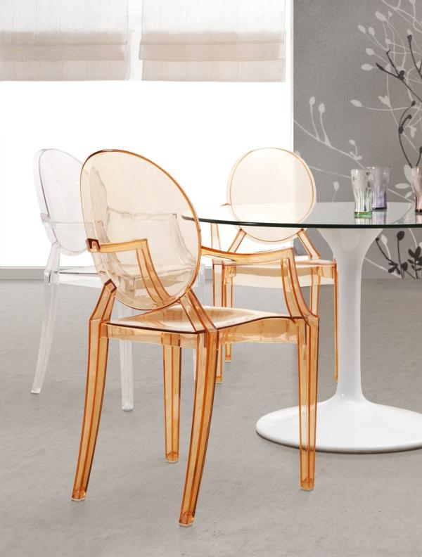 ghost chair ghost armchair in many colors indoor or outdoor use free shipping
