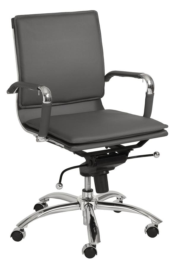 Gunar Low Back Office Chair Euro Style Gunar Office Chairs FREE SIPPING