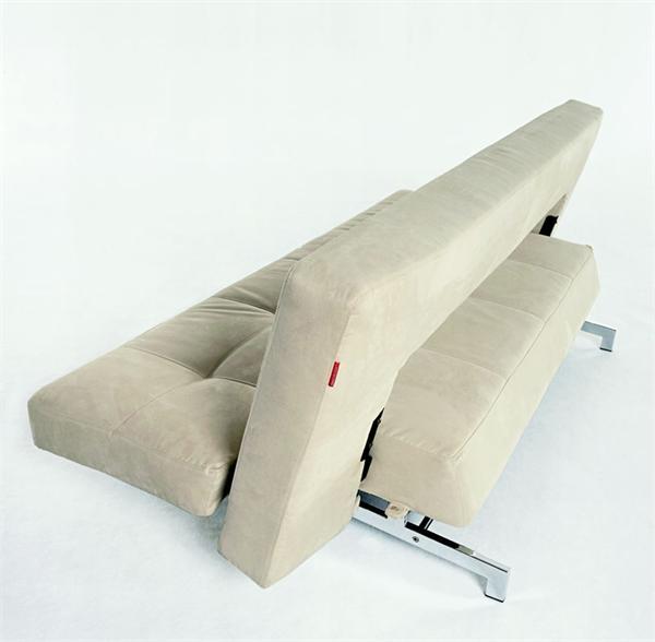 Jane Convertible Sofa Ultrasuede