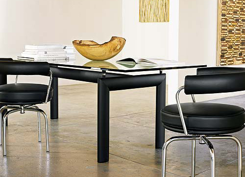 Le Corbusier LC6 Dining TableLe Corbusier LC6 Dining Table   Classic Dining Tables LC6 Table. Corbusier Lc6 Dining Table. Home Design Ideas