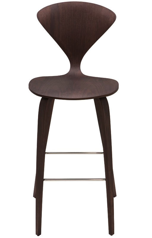 Satine Counter Stool Nuevo Living Natural Walnut Dark
