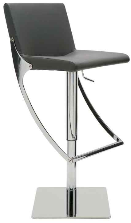 Nuevo Swing Ajustable Bar Stool Modernselections
