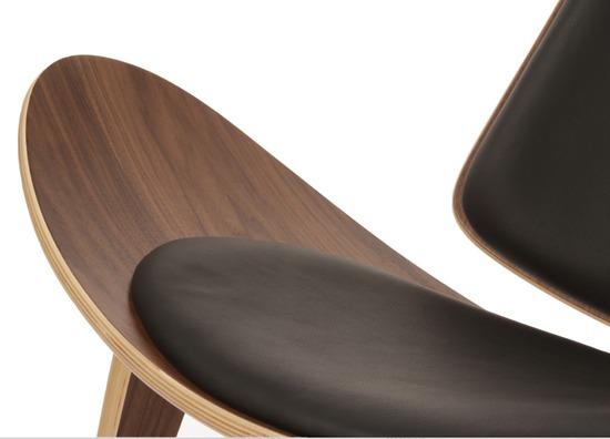 Artemis Lounge Chair Leather Nuevo Living