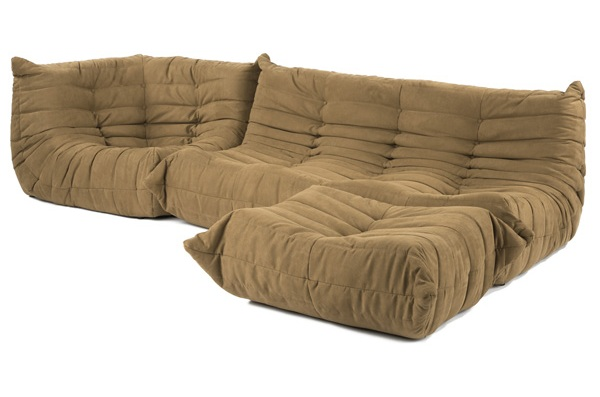 Downlow Chaise Sectional