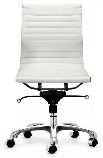 Lider Armless Office Chair By Zuo Home And Office Furniture