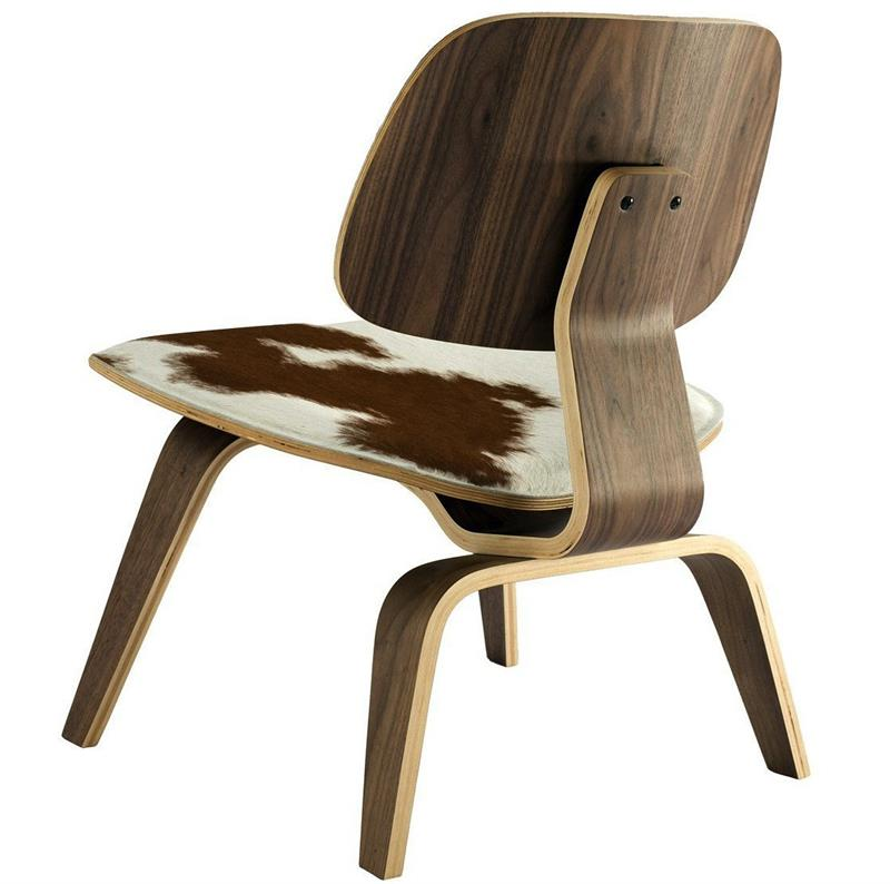 Molded Plywood Lounge Chair   Pony