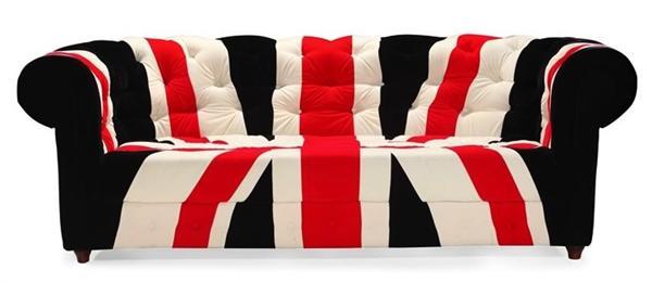 Union Jack Sofa Zuo Modern