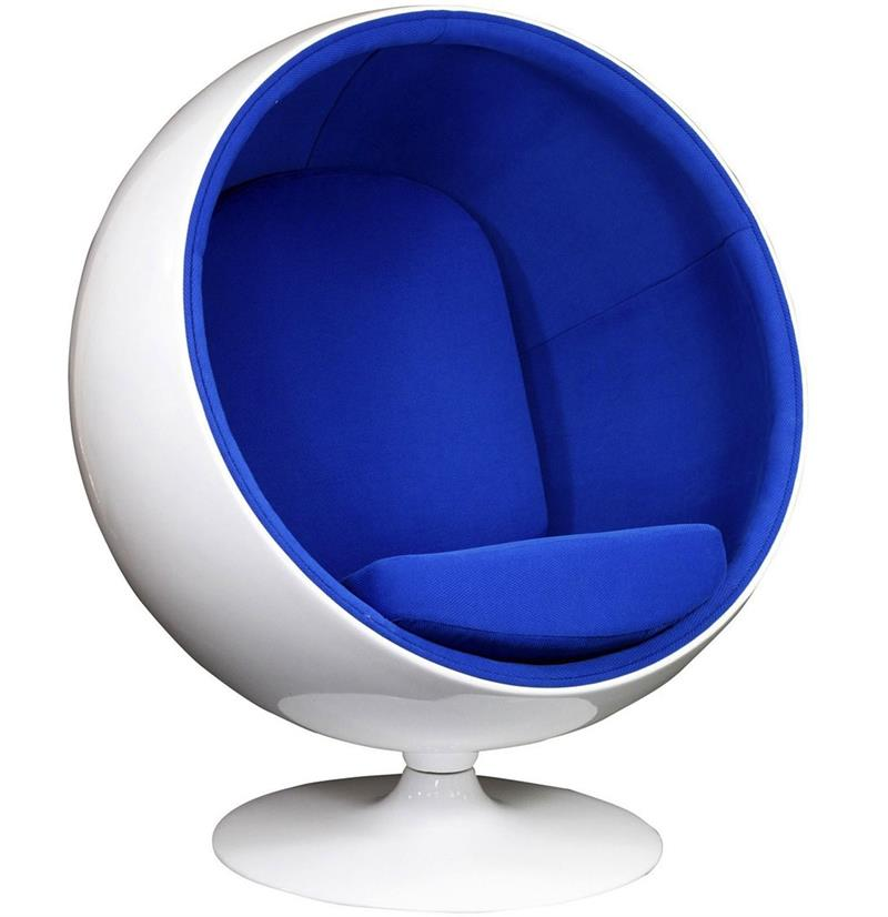 sc 1 st  Modern Selections & Eero Aarnio Style Ball Chair - Home and Office Furniture - Free Shipping