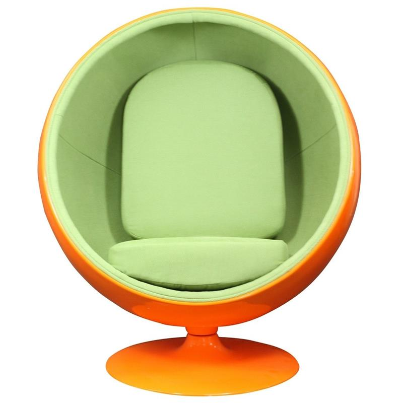 Eero Aarnio Style Ball Chair - Home and Office Furniture - Free Shipping