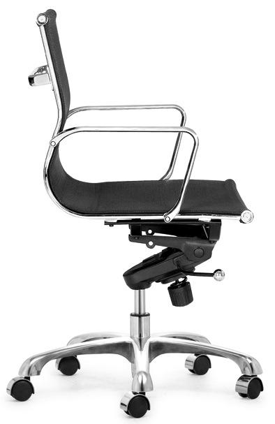 Modern Mesh Mid Back Espia Office Chair Modernselections Com