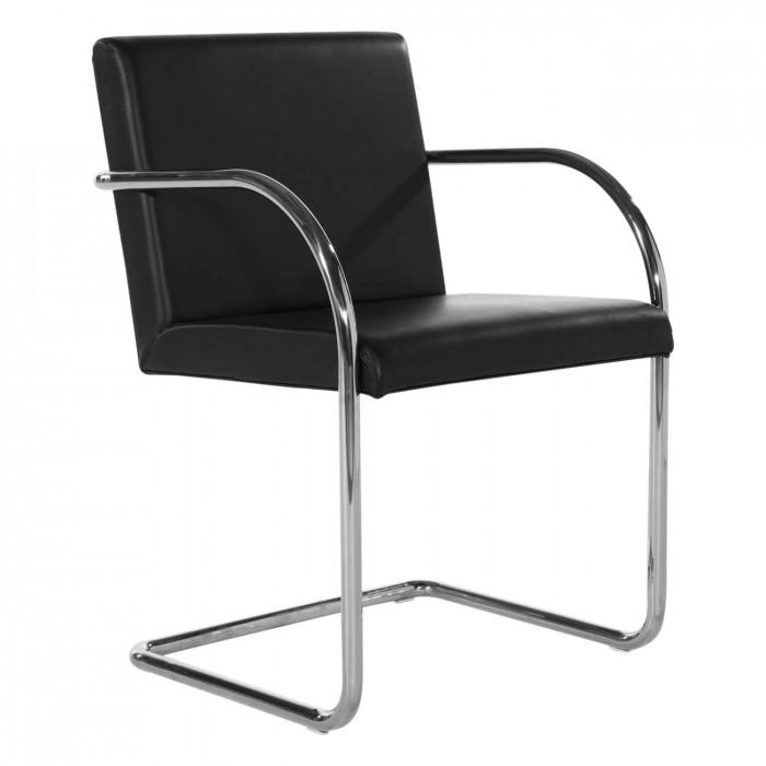 Mies Style Brno Chair Tubular