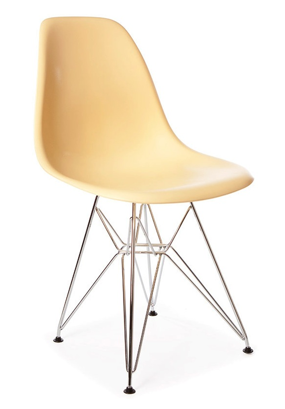Excellent Eiffel Wire Base Side Chair Eiffel Chairs Dining Short Links Chair Design For Home Short Linksinfo