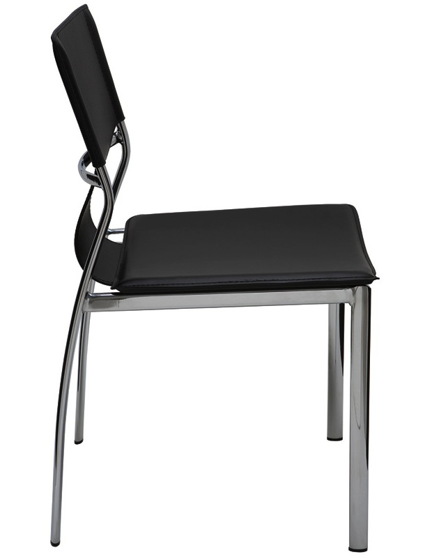 Lisbon Dining Chair By Nuevo Leather Nuevo Lisbon Chairs