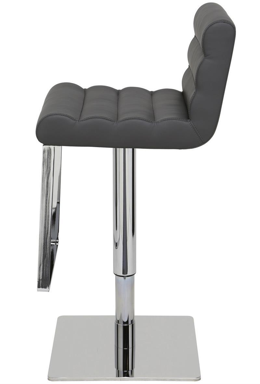 Nuevo Fanning Adjustable Bar Stool Modernselections Com