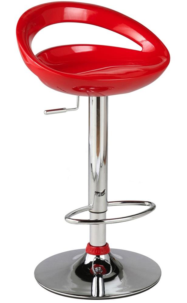 Wondrous Eurostyle Agnes Adjustable Bar Stool Modernselections Com Gamerscity Chair Design For Home Gamerscityorg