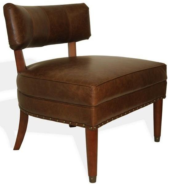 Sorbonne Vintage Leather Chair