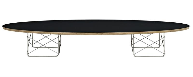 Elliptical Surfboard Coffee Table