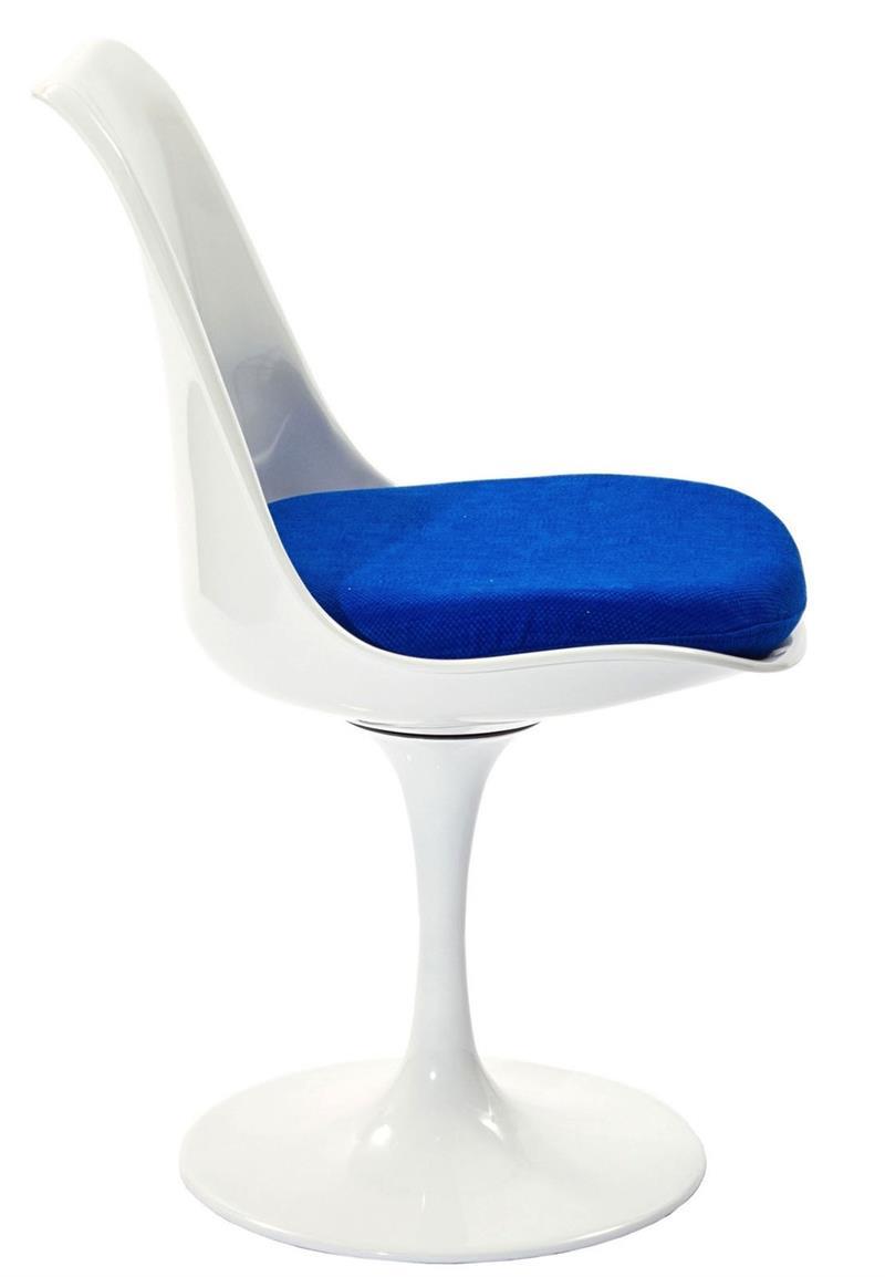 Saarinen Style Tulip Chair - 8 Cushion Colors - Tulip ...