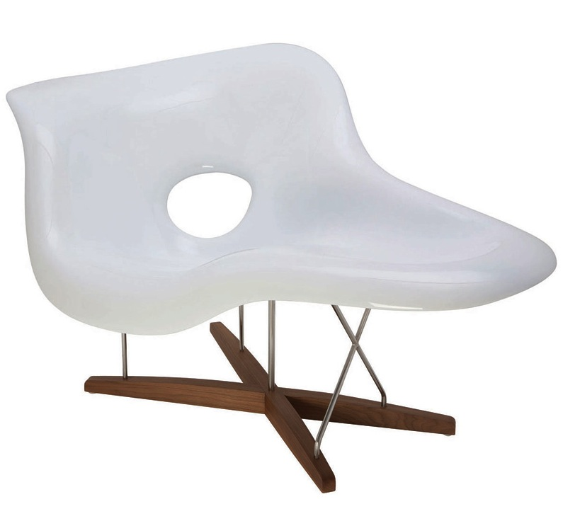 Strange Nuevo Baha Lounger Eames La Chaise Home And Office Furniture Ibusinesslaw Wood Chair Design Ideas Ibusinesslaworg