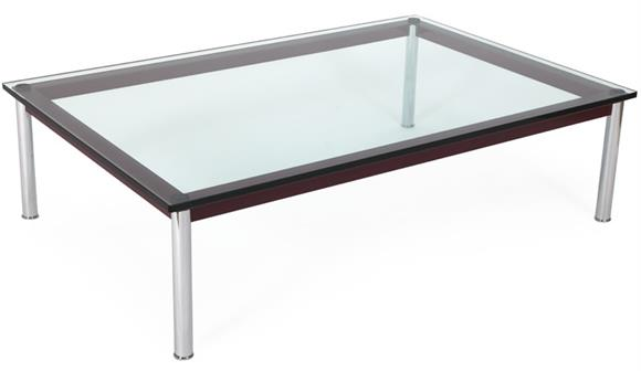 Lc10 Corbusier Coffee Table Rectangular Cusino Coffee